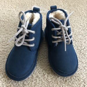 NEW UGG Lace-up Boots, Toddler, 8